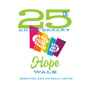 Event Home: 25th Anniversary Hope Walk